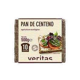 Pan Alemán De Centeno Veritas 500Gr
