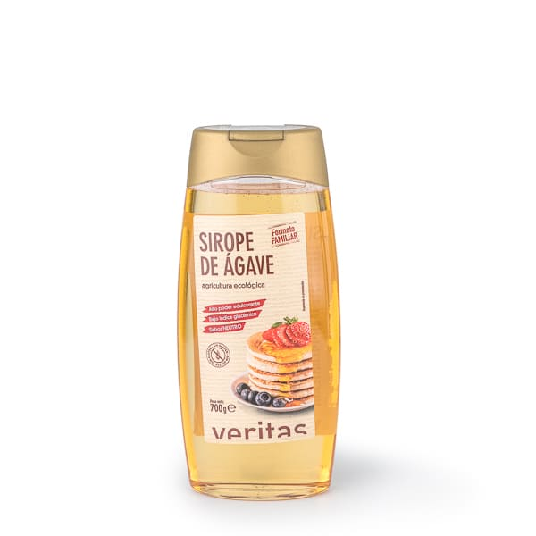 Sirope de agave 700g ECO