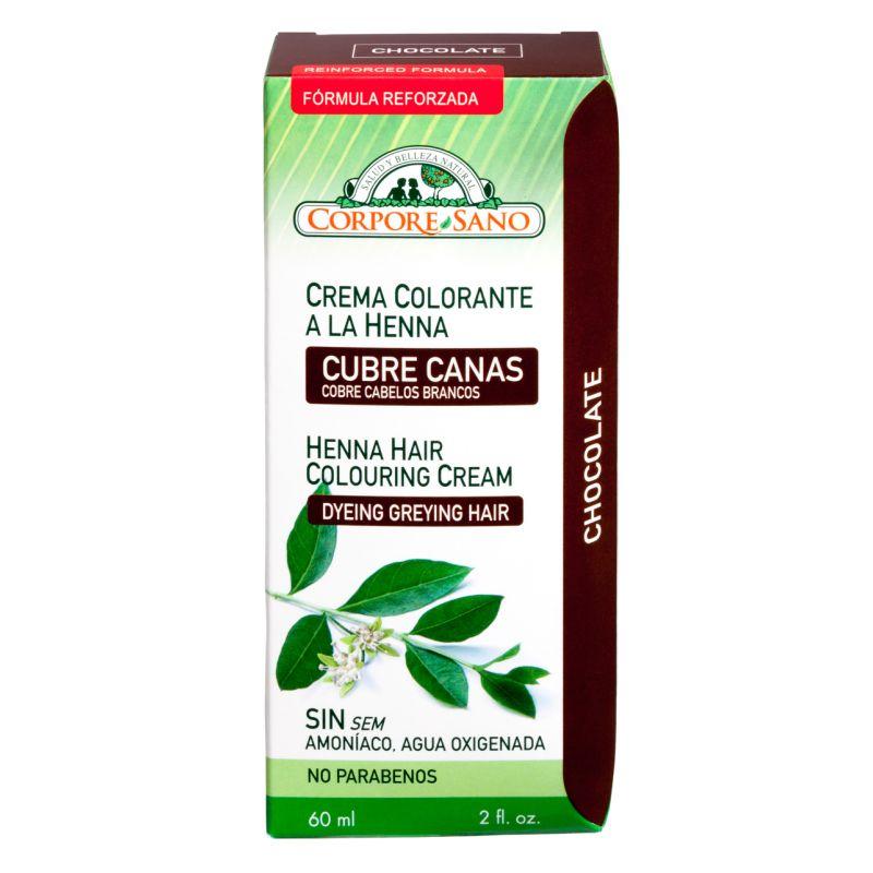 Crema henna chocolate 60ml