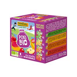 Poki mix sabors 8x90gr