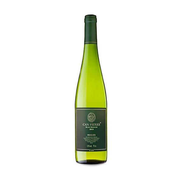 Vi blanc Can Feixes Penedès 75cl ECO
