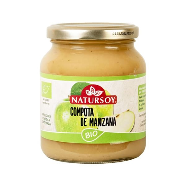 Compota Manz.Nat370 ECO