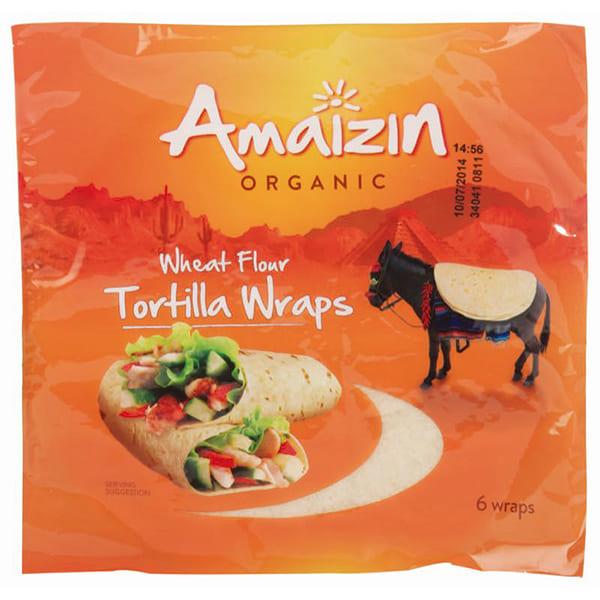 Tortilla Amaizin 240 ECO