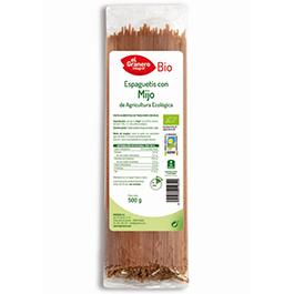Espaguetis c/ mijo G ECO