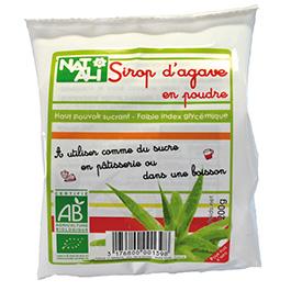 Sirope de agave en polvo 200g