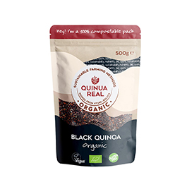 Quinoa reial negre 500g ECO