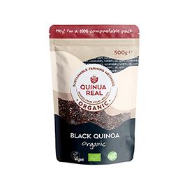 Quinoa real negra 500g