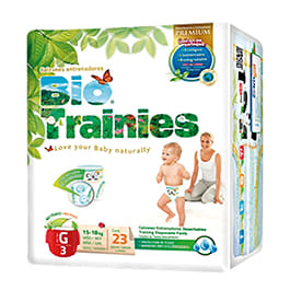 Bio trainies grande