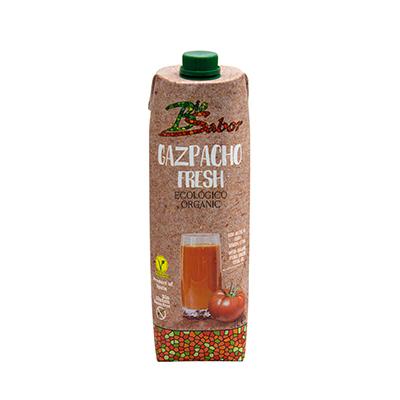 Gazpacho refrigerado 1l ECO