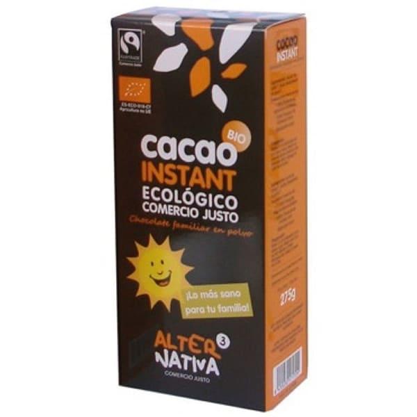 Cacao instantáneo 250g ECO