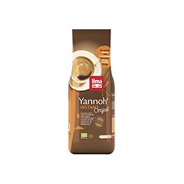 Café yannoh instantáneo 250g