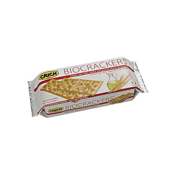 Biocracker salado c/aceite ECO
