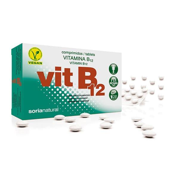 Comprimidos VitB12R