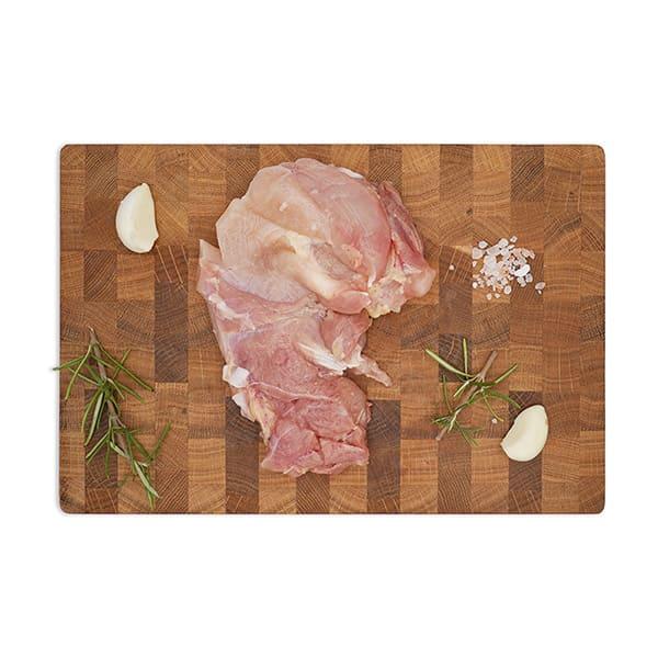 Contramuslo de pollo sin hueso 500g ECO