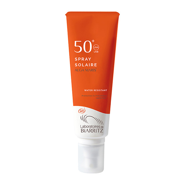 Spray solar cara y cuerpo SPF50 125ml