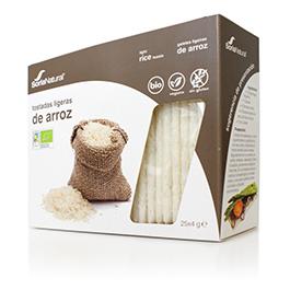 Tostadas arroz 25x4g ECO