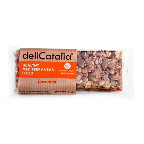 Barrita cereales 50g