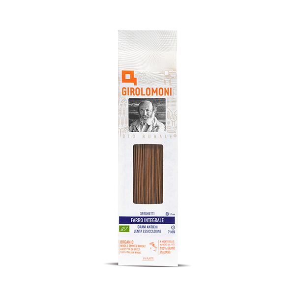 Espaguetis espelta integral ECO