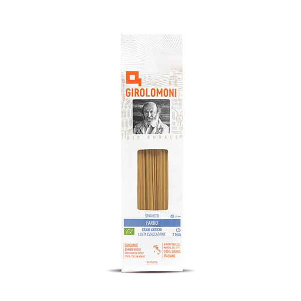Espaguetti de espelta 500g ECO