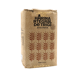 Harina Integral de trigo 1kg