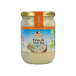 Pulpa de coco 500ml ECO