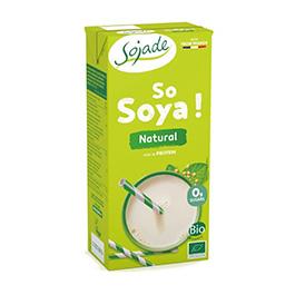 Bebida de soja 1l