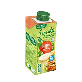 Crema De Soja P/Cocinar Sojade 20Cl