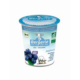 Yogurt de oveja con arándanos 125g