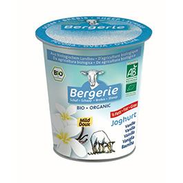 Yogurt de oveja con vainila 125g