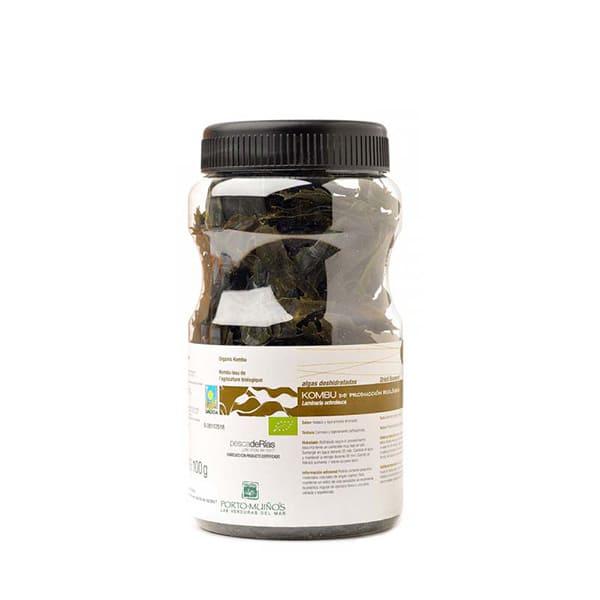 Alga Kombu deshidratada 100g ECO