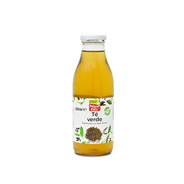 Té verde 500ml ECO