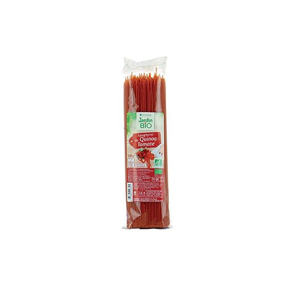 Espaguetis de quinoa c/tomate ECO