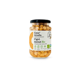 Garbanzos cocidos 230g ECO