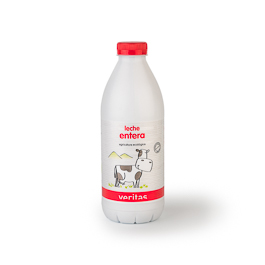 Leche Entera Veritas ECO