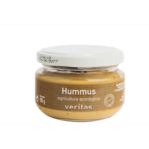 Paté de hummus 110g