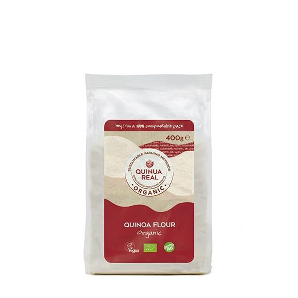 Harina de quinoa real 350g ECO