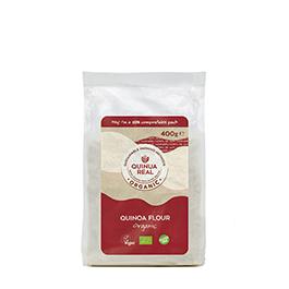 Harina de quinoa real 350g
