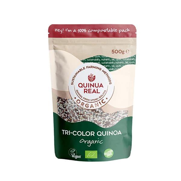 Quinoa 3 colores 500g ECO