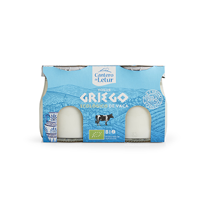 Yogurt Griego 2x125g ECO