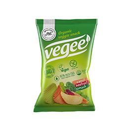 Snack de patata con verdura 85g