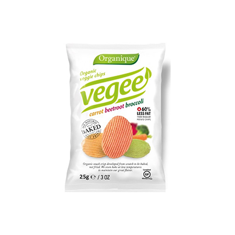 Snack de patata amb verdura 85g ECO