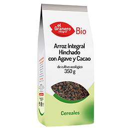 Arroz hinchado cacao ECO