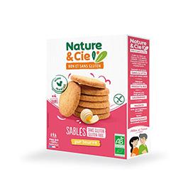 Galletas de mantequilla sin gluten 135g