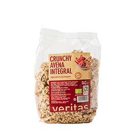 Crunchy avena integral 500g ECO