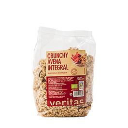 Crunchy Avena Int. Veritas 500G