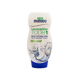 Lavavajillas todo-1 0.72ml ECO