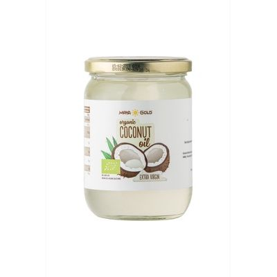 Aceite de coco virgen 490ml