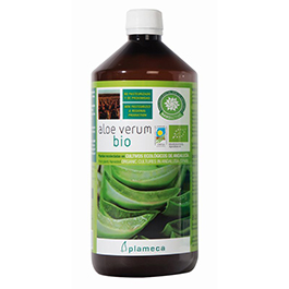 Jugo aloe vera no past 1l ECO