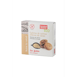 Galletas quinoa rellenas chocolate 180g