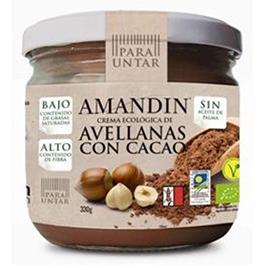 Crema de avellana y cacao 330g